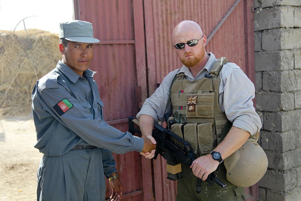 軍事学入門「民間軍事会社とは何か?傭兵との違いは?」