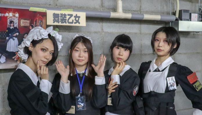 ショットショージャパン 2018春