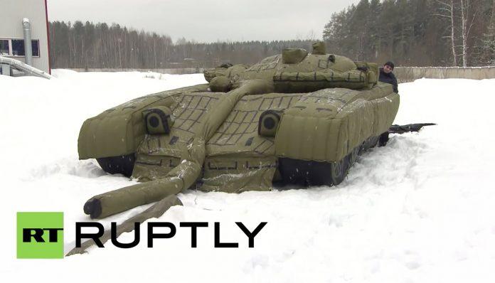 ダミー戦車