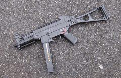 H&K「UMP」のARES電子制御タイプ