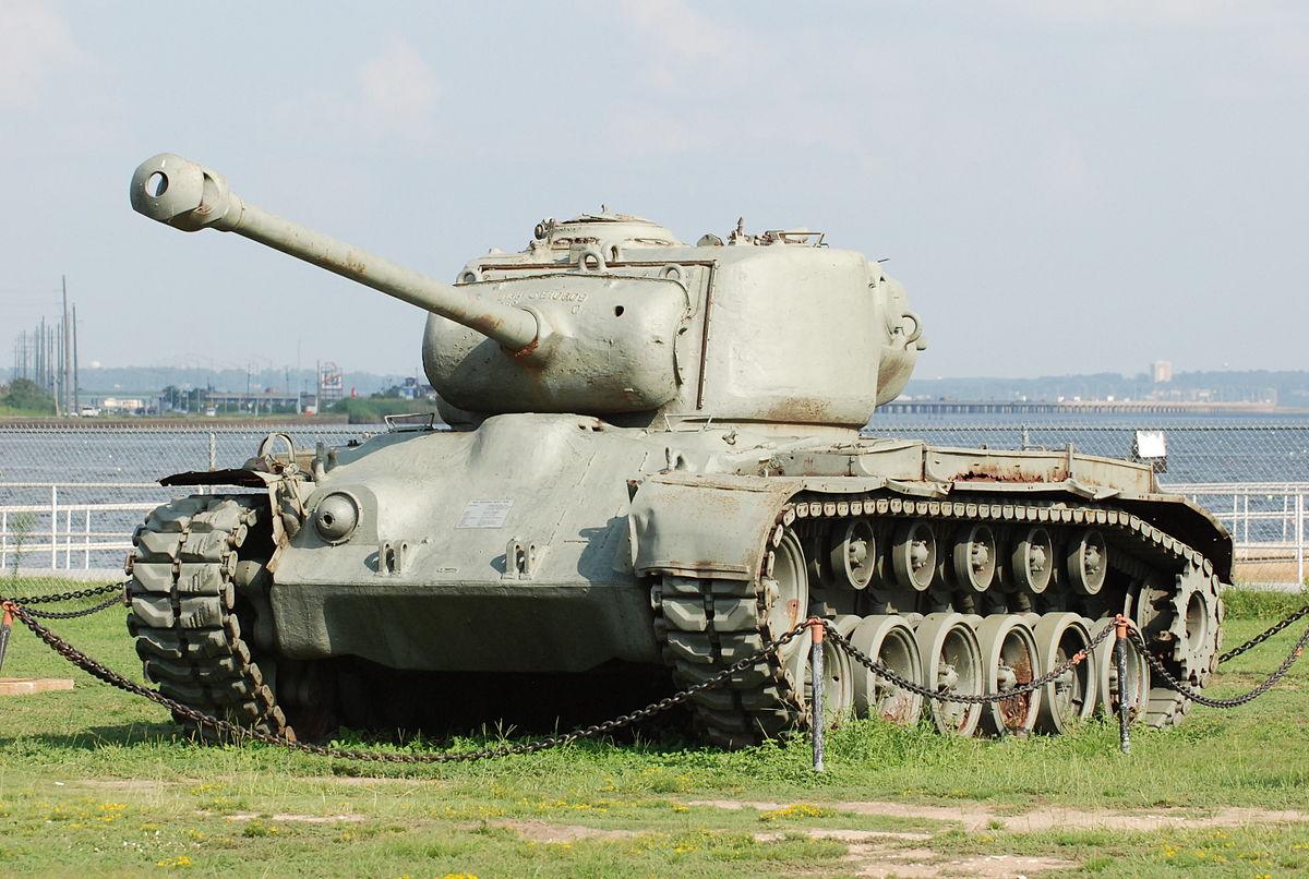 シャーマンばっかり」って言わないで!第2次世界大戦アメリカ重戦車5選 ...