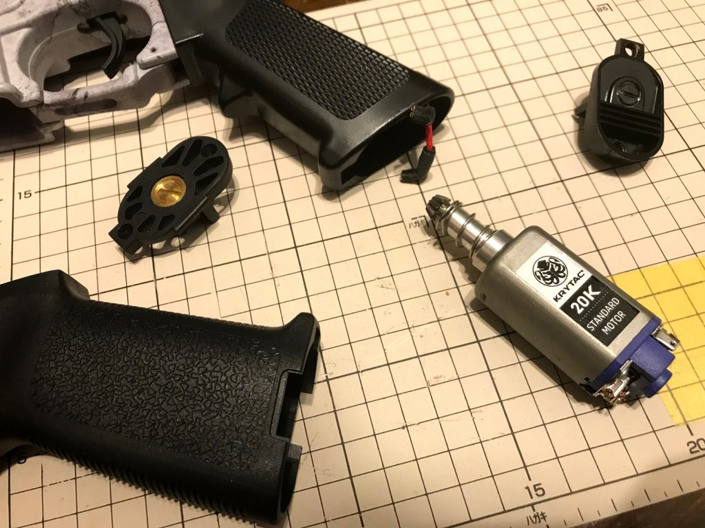 KRYTAC 4Dプリント コンクリート迷彩SDP
