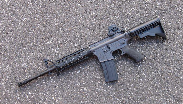 M4のレールを変えてみよう