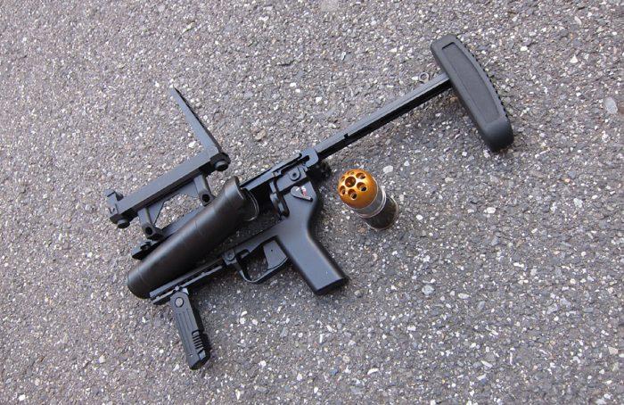 なんとかしたいぞ!東京マルイ「M320A1」