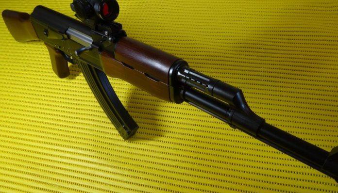 ジャンク修理チャレンジ!『10挺目 東京マルイ AK47 Type-3』