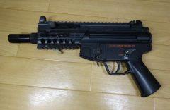 ジャンク修理チャレンジ!『11挺目 東京マルイ MP5K』