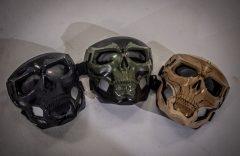 BELL WORKSHOP Tactical Skull Mask