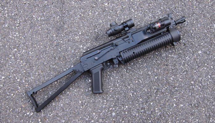 MP5キラー、イズマッシュ「PP19」