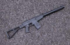 静かな突撃銃「AS-VAL」