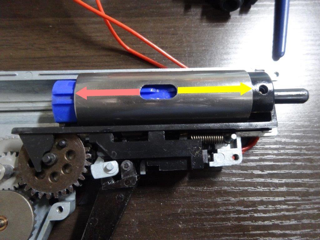 ジャンク修理チャレンジ!『11挺目 東京マルイ MP5K』Part.3