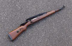 ついに入手しました!Mauser「Karabiner 98 Kurz」