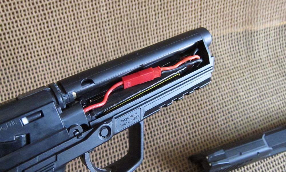 電動ハンドガン東京マルイ「HK45」